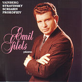 Emil Gilels. Live in Moscow by Emil Gilels