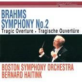 Brahms: Symphony No. 2; Tragic Overture by Boston Symphony Orchestra