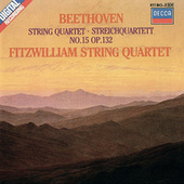 Beethoven: String Quartet No. 15 by Fitzwilliam String Quartet