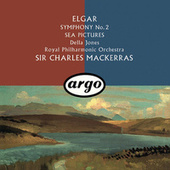 Elgar: Symphony No. 2; Sea Pictures by Various Artists