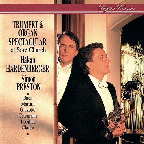 Trumpet & Organ Spectacular at Sorø Church by Håkan Hardenberger