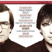 Miaskovsky: Cello Concerto / Tchaikovsky: Rococo Variations; Nocturne / Shostakovich: Adagio From The Limpid Stream von Maxim Shostakovich