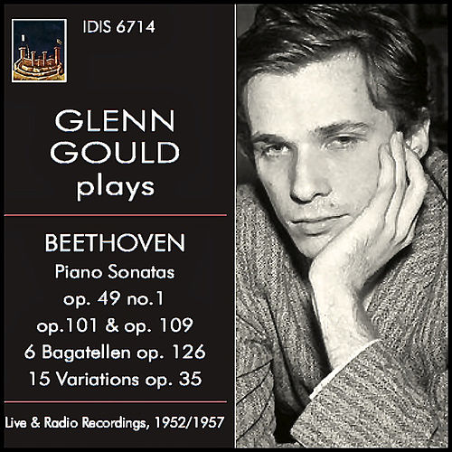 Beethoven: Piano Works by Glenn Gould