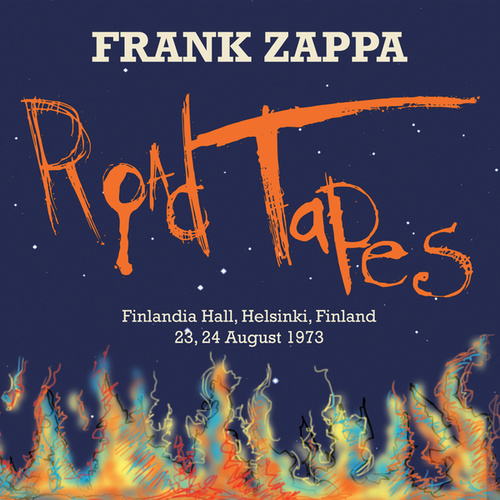Road Tapes, Venue #2 by Frank Zappa