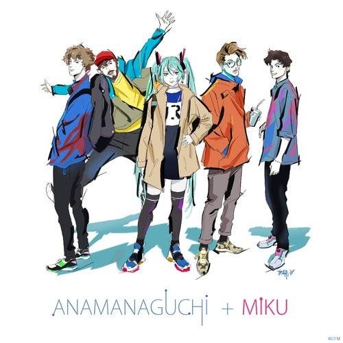 Miku by Anamanaguchi