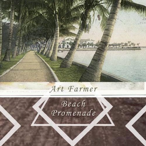 Beach Promenade von Art Farmer