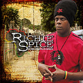 In The Streets To Africa by Richie Spice