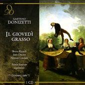 Donizetti: Il Grobedi Grasso by The Italian Swiss Radio