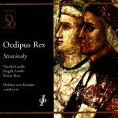 Stravinksy: Oedipus Rex by RAI Symphony Orchestra