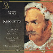 Verdi: Rigoletto by Orchestra of Teatro Colón