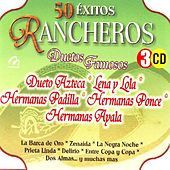 50 Exitos Rancheros  Duetos Famosos by Various Artists