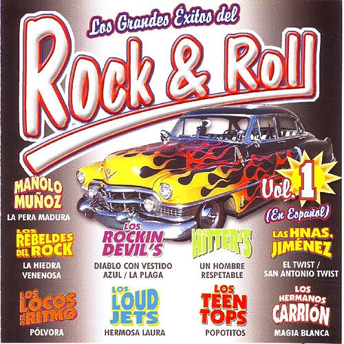 Los Grandes Exitos Del Rock  Roll  (En Espanol) Vol. 1 by Various Artists