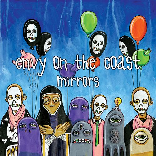 mirrors [Beau Burchell Mix] by Envy On The Coast
