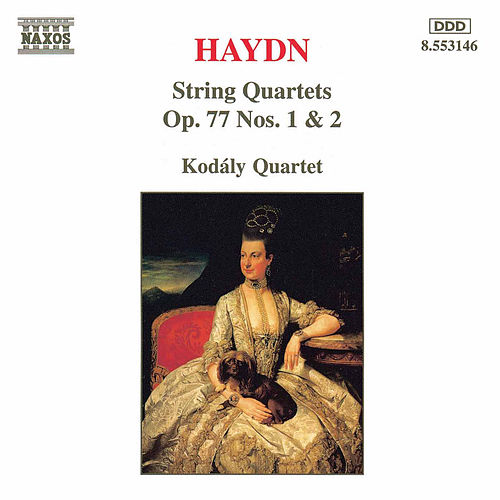 String Quartets Op. 77 Nos. 1 and 2 by Franz Joseph Haydn