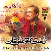 Nazrana E Aqidat, Vol. 4 by Rahat Fateh Ali Khan