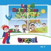 Las 4 Estaciones, vol. 11 by Trepsi