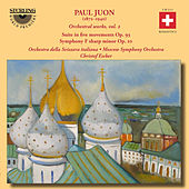 Juon: Orchestral Works, Vol. 2 by Various Artists