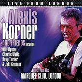 Live From London by Alexis Korner