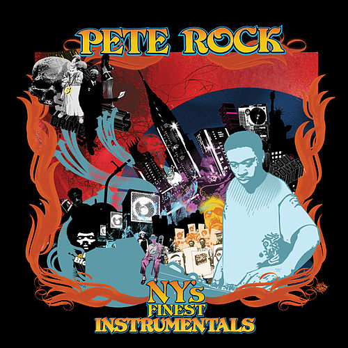 NY's Finest (Instrumentals) by Pete Rock