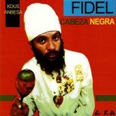 Cabeza Negra by Fidel Nadal