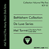 Deluxe Series Volume 52 (Bethlehem Collection): Mel Tormé with the Marty Paich Dek-Tette von Mel Tormè