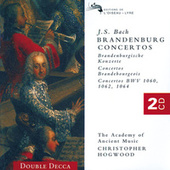 Bach, J.S.: The Brandenburg Concertos by Various Artists