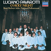 O Holy Night by Luciano Pavarotti