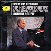 Beethoven: The Piano Sonatas by Wilhelm Kempff
