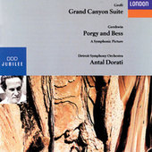 Gershwin: Porgy & Bess - A Symphonic Picture/Grofé: Grand Canyon Suite by Detroit Symphony Orchestra
