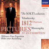 Mussorgsky: Pictures at an Exhibition//Prokofiev: Symphony No.1/Tchaikovsky: 1812 by Chicago Symphony Orchestra