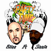 Party Time (feat. Sizzla) by Blizz