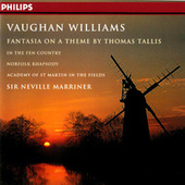Vaughan Williams: Fantasia on a Theme by Thomas Tallis; The Wasps; In the Fen Country, etc. by Academy Of St. Martin-In-The-Fields (1)