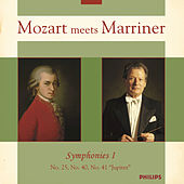 Mozart Meets Marriner: The Symphonies I by Various Artists