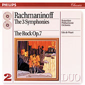 Rachmaninov: The Symphonies; The Rock by Rotterdam Philharmonic Orchestra
