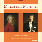 Mozart Meets Marriner: Piano Concertos by Alfred Brendel