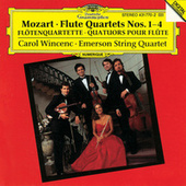 Mozart: Flute Quartets No.1-4 by Various Artists