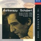 Schubert: Piano Sonatas Nos.13 & 14; Ungarische Melodie; 12 Waltzes by Vladimir Ashkenazy