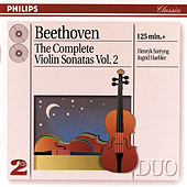 Beethoven: The Complete Violin Sonatas Vol.2 by Various Artists