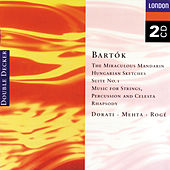 Bartók: Miraculous Mandarin/Music for Strings, Percussion & Celesta etc by Various Artists