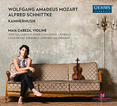 Mozart & Schnittke: Chamber Music by Maia Cabeza