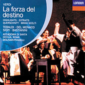 Verdi: La Forza del Destino (highlights) by Various Artists