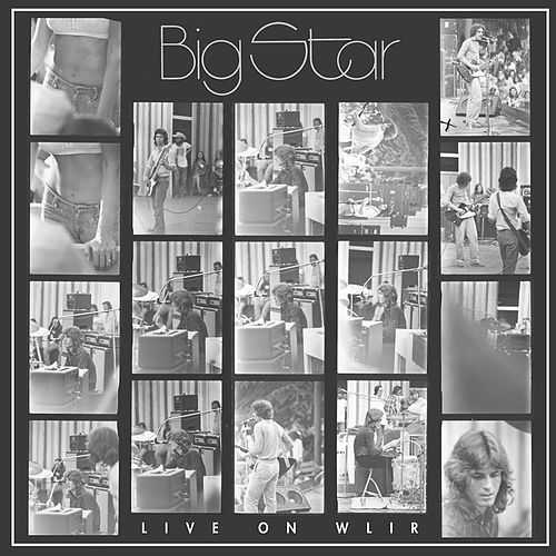 Live on WLIR by Big Star