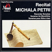 Recital by Michala Petri