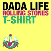 Rolling Stones T-Shirt by Dada Life