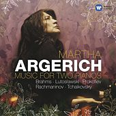 Martha Argerich: Music for Two Pianos by Various Artists