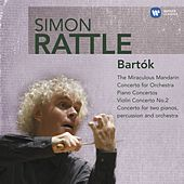 Simon Rattle: Bartok by Various Artists