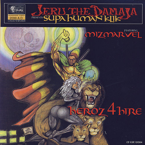 Heroz4Hire by Jeru the Damaja
