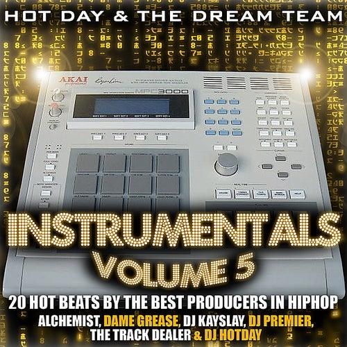 Insturmentals Vol 5 by Various Artists