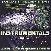 Hiphop Instrumentals Vol 3 by Various Artists