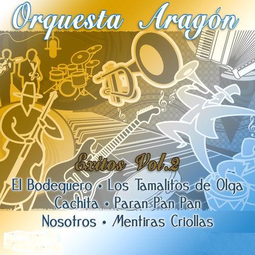 Grandes Éxitos Vol.2 by Orquesta Aragón